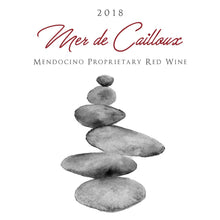 Load image into Gallery viewer, Mer de Cailloux Mendocino Proprietary Red Wine