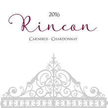 Load image into Gallery viewer, Rincon Carneros Chardonnay
