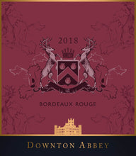 Load image into Gallery viewer, Downton Abbey Red Wine Bordeaux