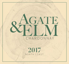 Load image into Gallery viewer, Agate & Elm North Coast Chardonnay