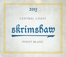 Load image into Gallery viewer, Skrimshaw Central Coast Pinot Blanc