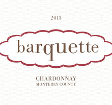 Load image into Gallery viewer, Barquette Monterey County Chardonnay