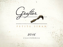 Load image into Gallery viewer, Grafter California Petite Sirah
