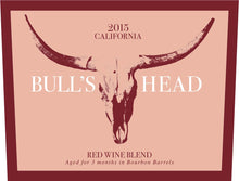 Load image into Gallery viewer, Bull's Head Bourbon-Barrel Red Blend