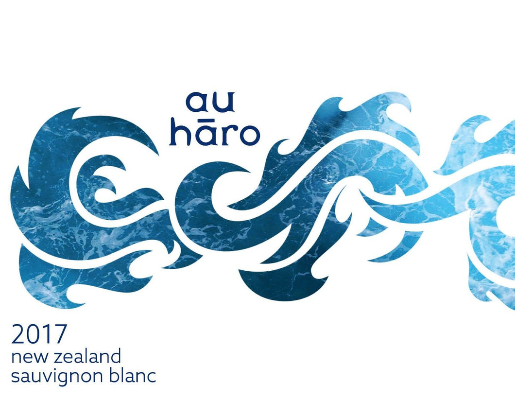 Au Haro New Zealand Sauvignon Blanc