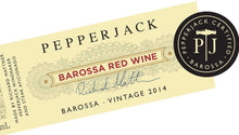 Load image into Gallery viewer, Pepperjack Barossa Red Wine