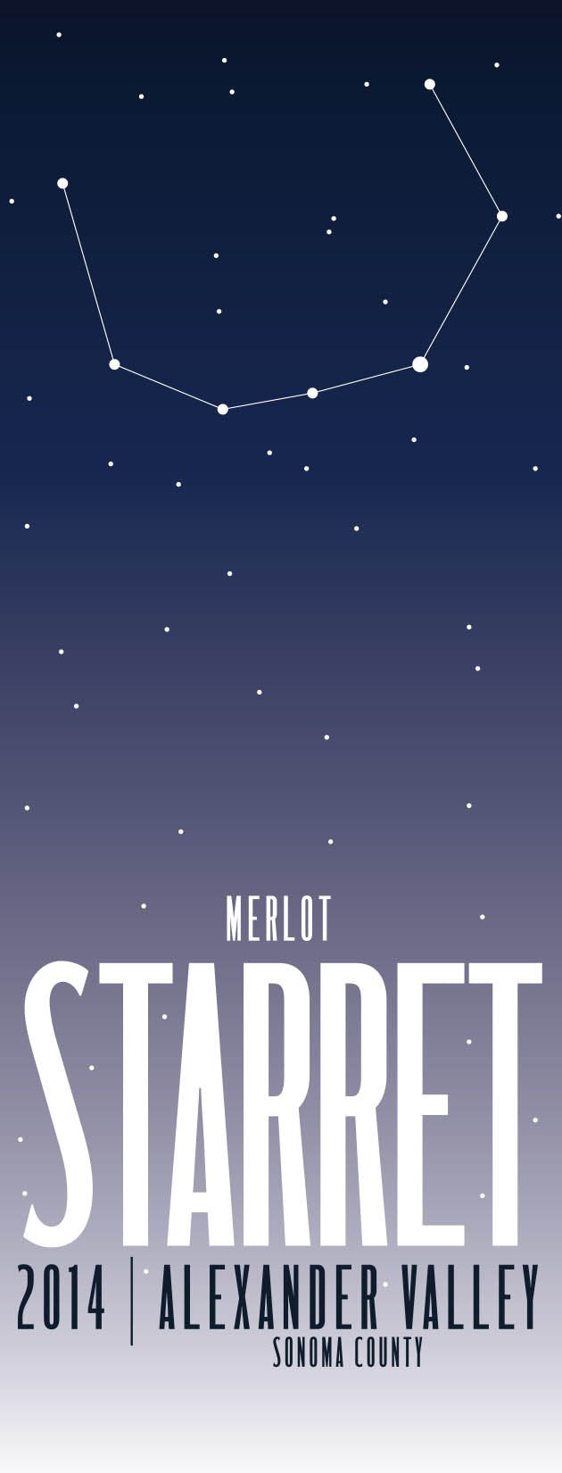 Starret Alexander Valley Merlot