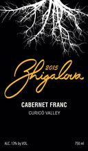 Load image into Gallery viewer, Zhigalova Curicó Valley Cabernet Franc