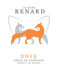 Load image into Gallery viewer, Le Rusé Renard IGP Côtes de Gascogne White Blend