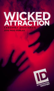 Wicked Attraction Paso Robles Cabernet Sauvignon