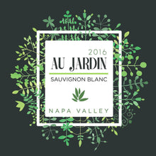 Load image into Gallery viewer, Au Jardin Napa Valley Sauvignon Blanc