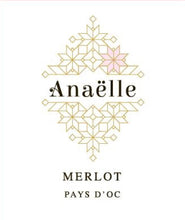 Load image into Gallery viewer, Anaelle Pays d'Oc Merlot