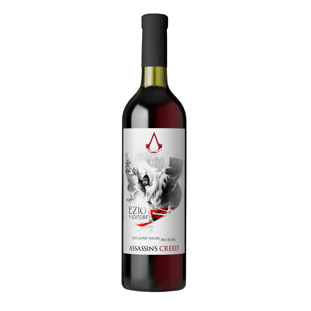 Ezio Auditore Super Tuscan Red Blend