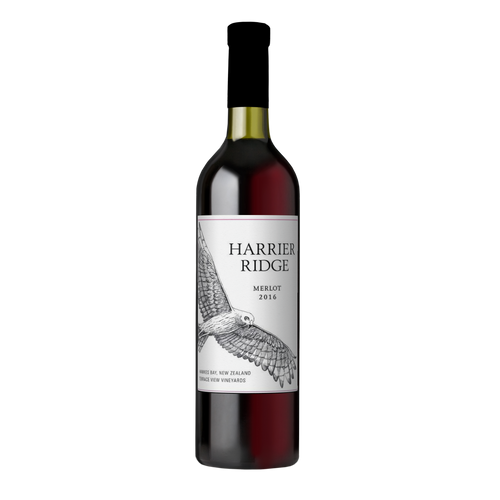 Harrier Ridge New Zealand Merlot