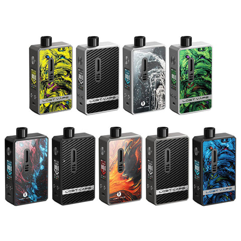 Lost Vape Gemini Hybrid Pod Mod Kit - Cape's Vapes
