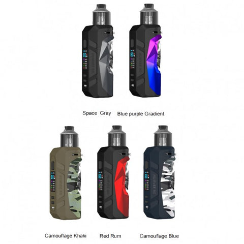 Sigelei HUMVEE 80 Pod Kit - Cape's Vapes