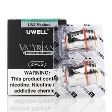 Uwell Valyrian UN2 Meshed Replacement Coils - Cape's Vapes