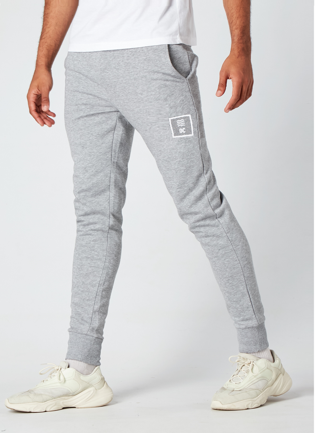 OC Slim Fit Grey Joggers