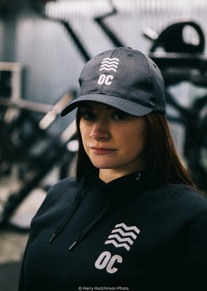 OC Eco Baseball Cap Black