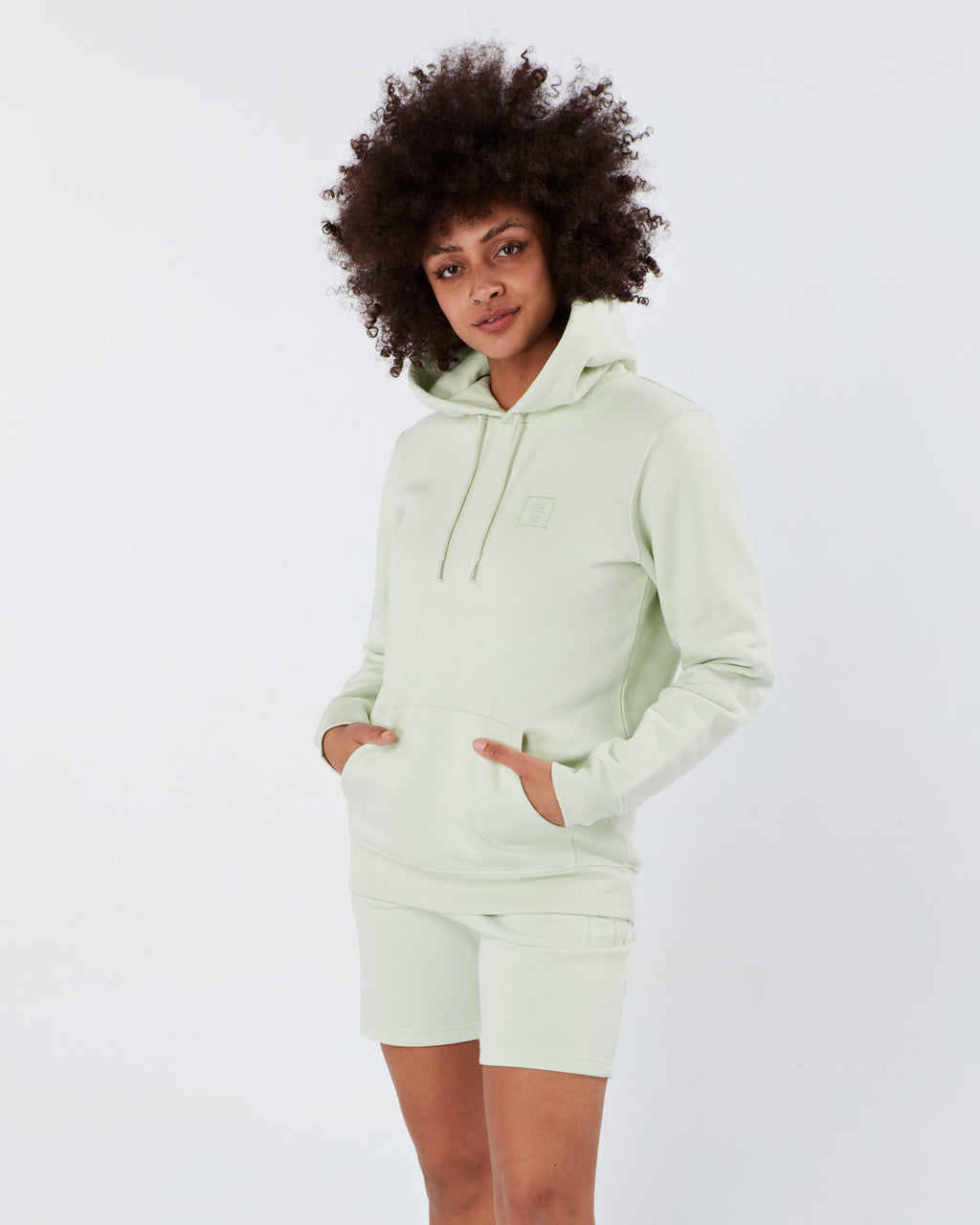 OC Lux Hoodie - Ice Green