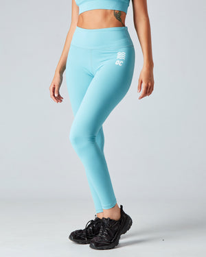 OC Eco Light Blue Leggings