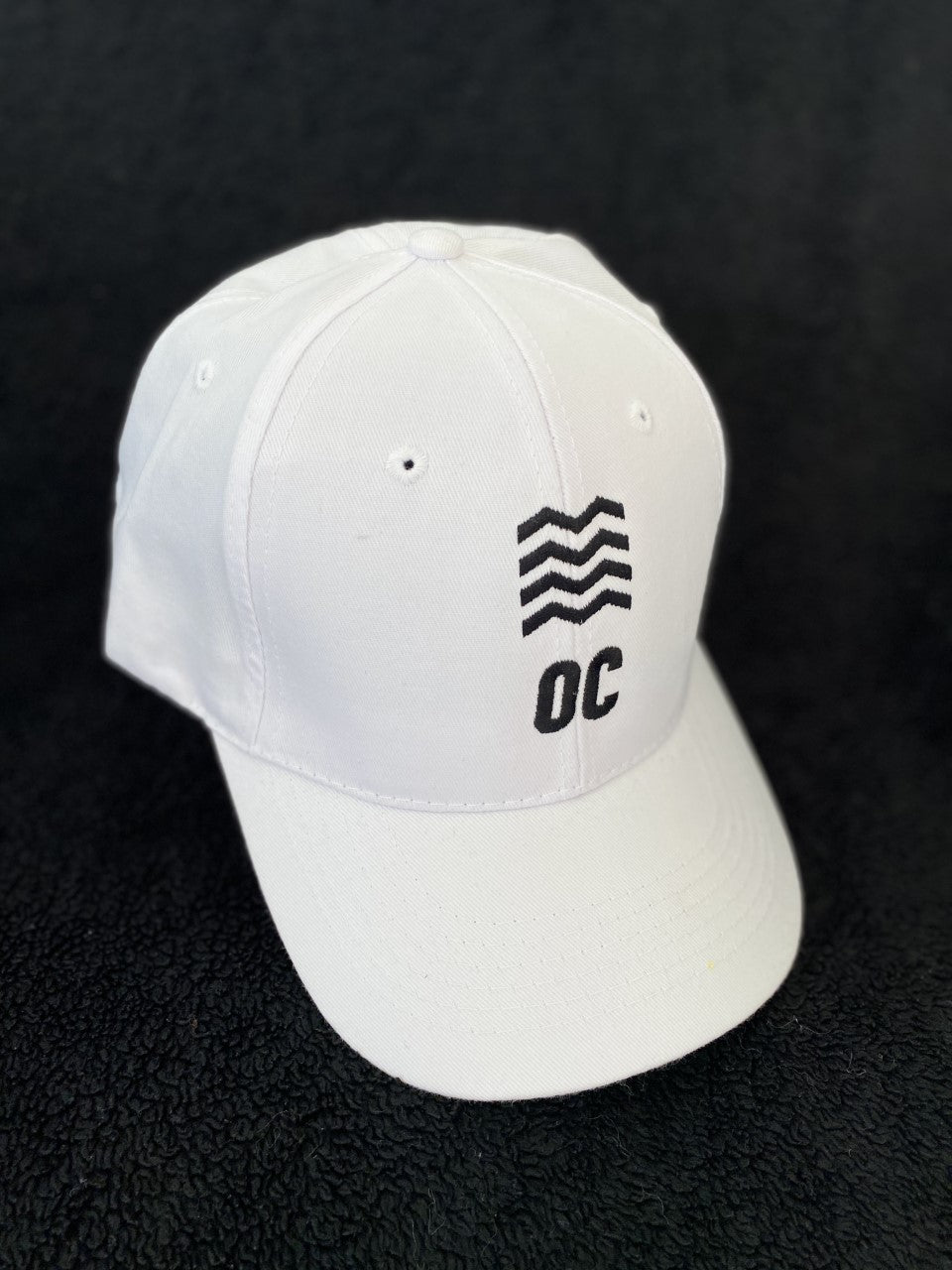 OC Eco Baseball Cap White