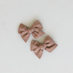 Explorer Piggy Set // Rose Dust
