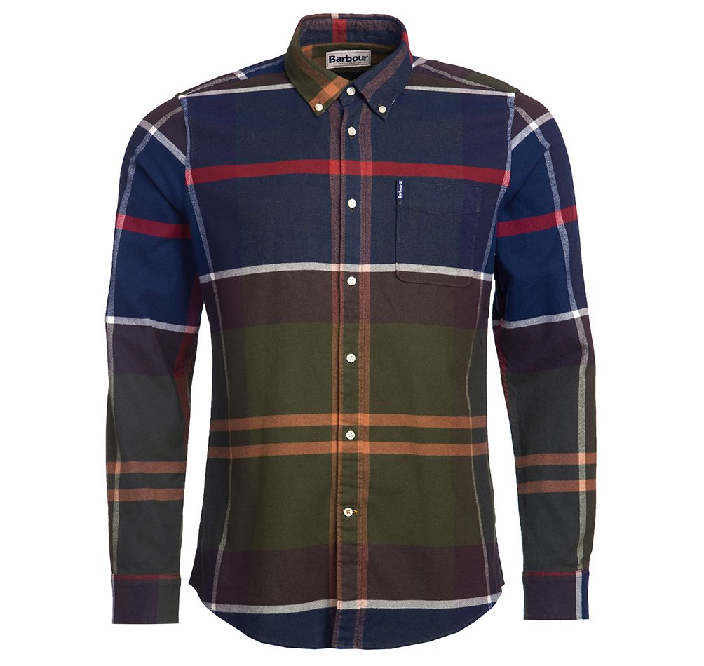 Barbour Half Zip genser-Barbour-www.gunnaroye.no
