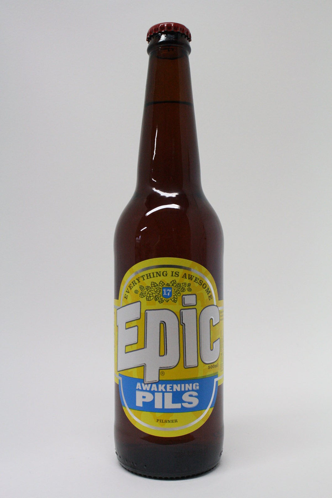 EPIC - Awakening Pilsner 500ml