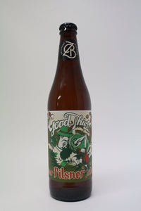 Zeelandt - Good Thief Pilsner 500ml