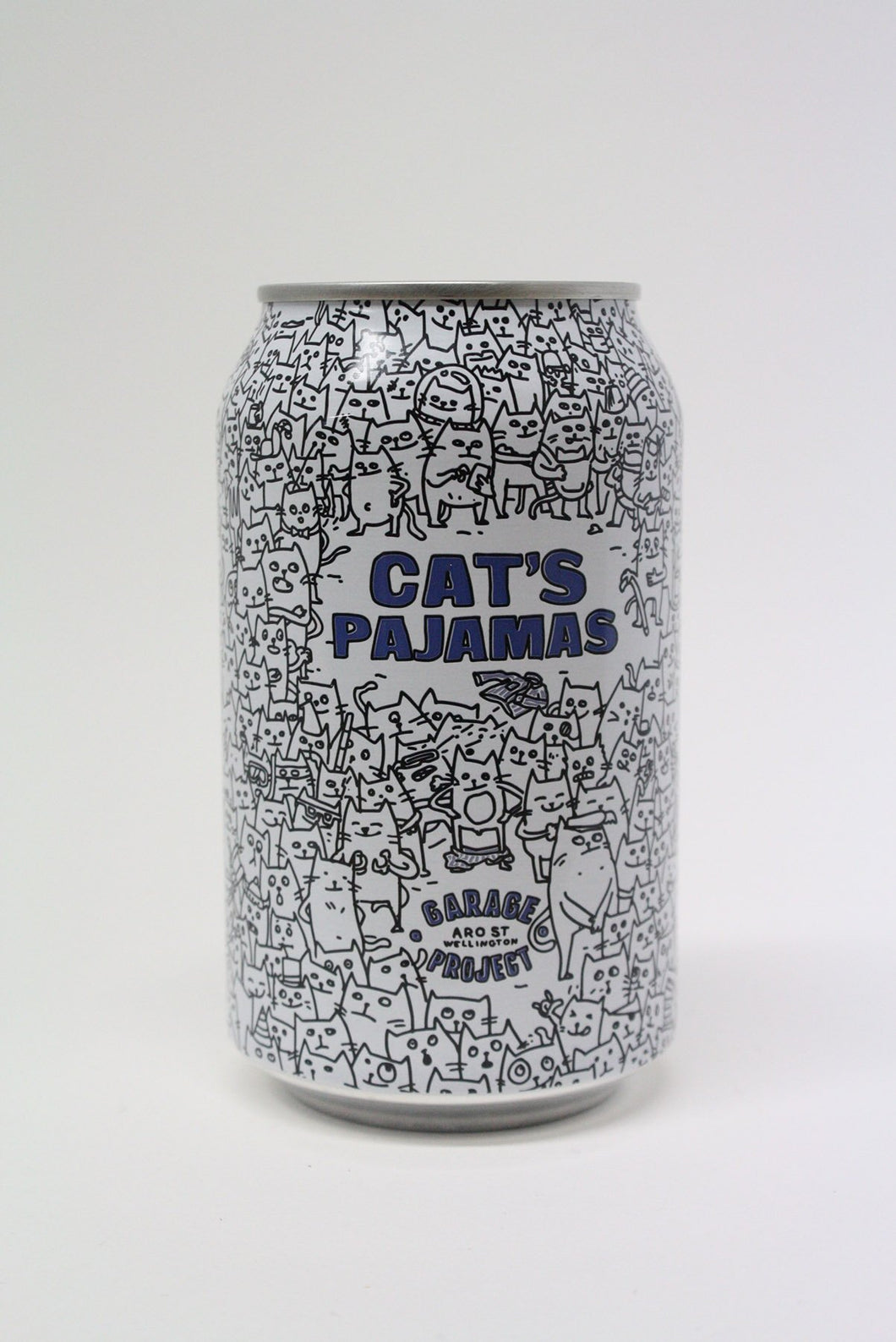 Garage Project - Cats Pyjamas Cream Ale 330ml
