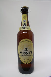 3 Monts - Biere de Degustation 750ml