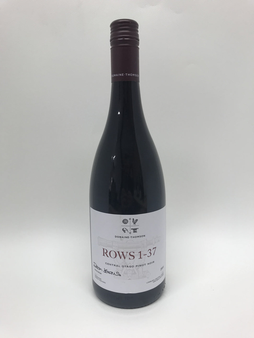 Domaine Thomson - Surveyor Row 1-37 pinot noir 14 750ml
