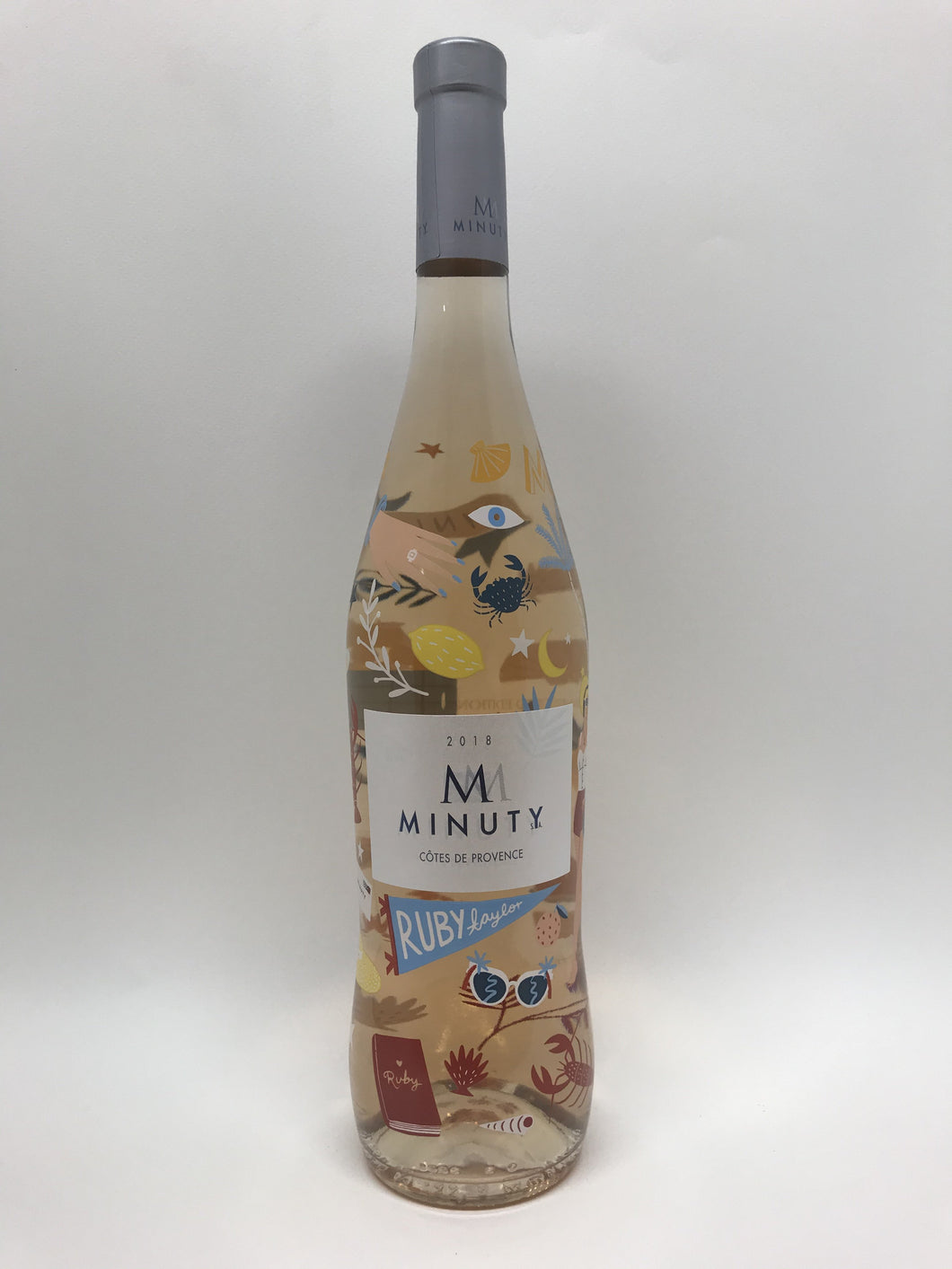 Minuty - M, Cotes de Provence, Limited Edition Ruby Taylor
