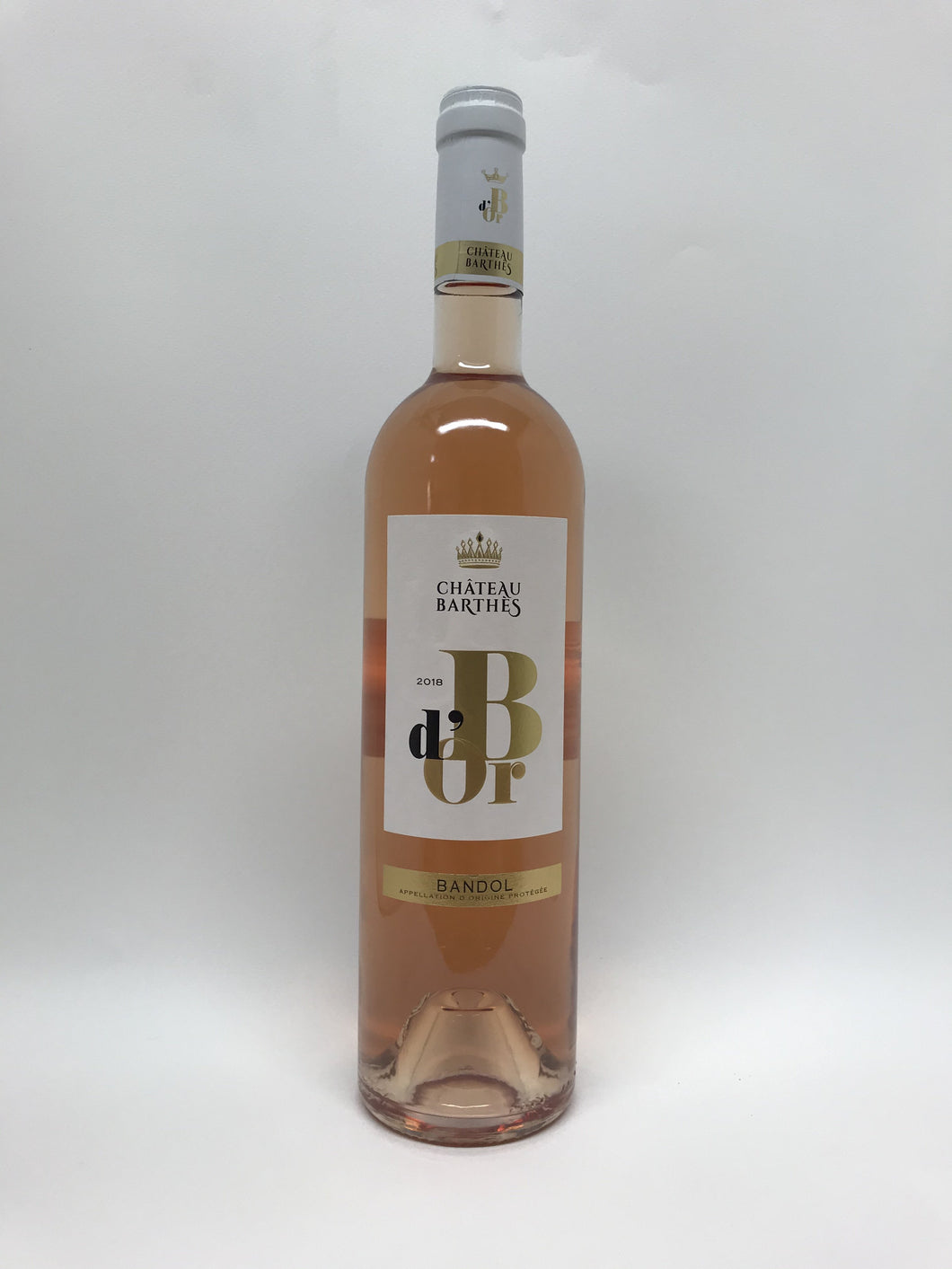 Chateau Barthes - Bandol B d'Or 18