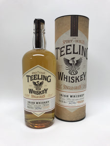 Teeling Irish Whiskey Single Grain 700ml