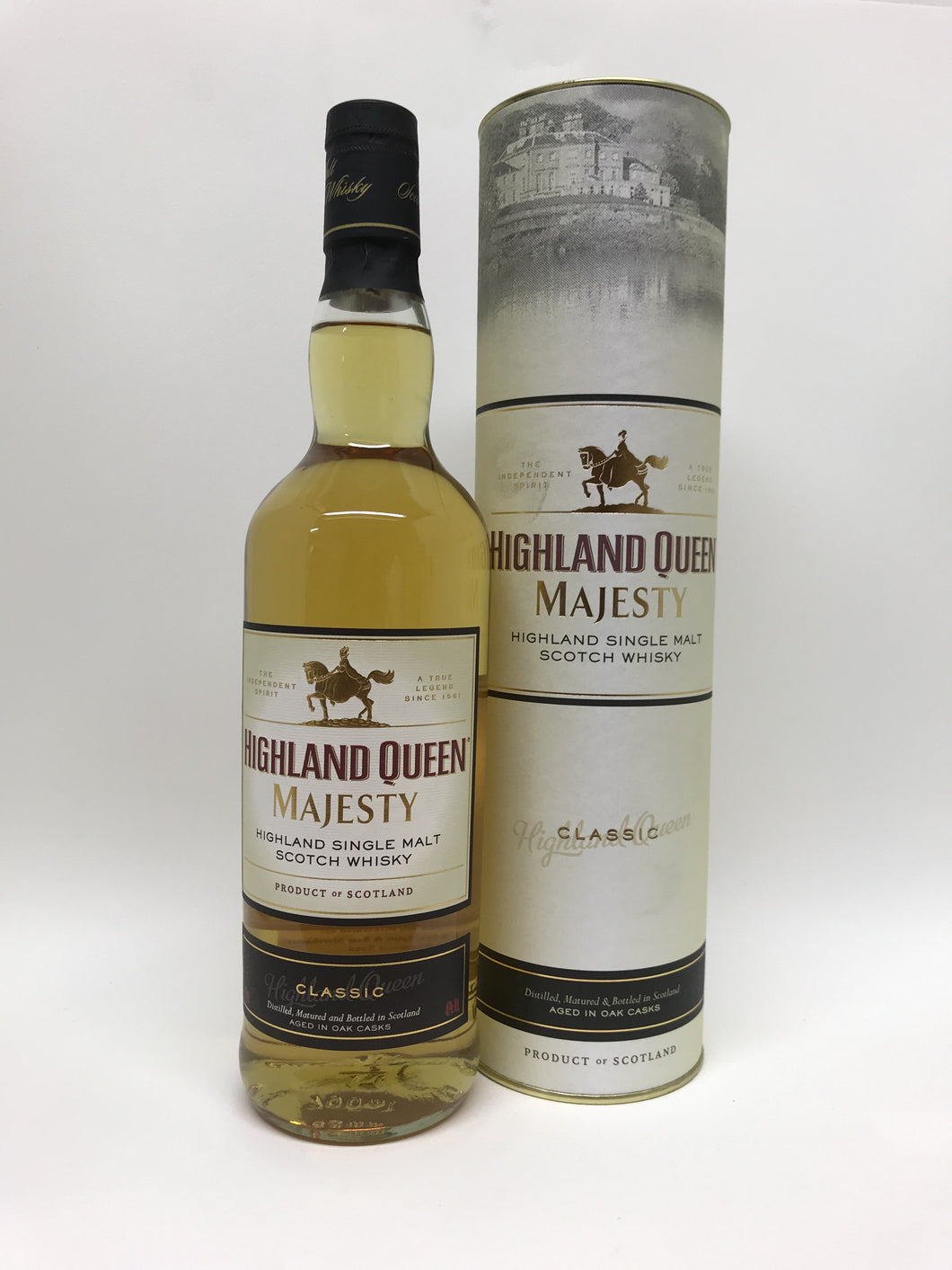 Highland Queen Majesty Classic Single Malt Whisky 700ml