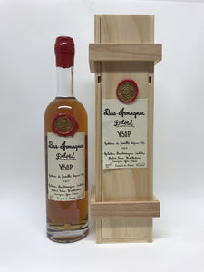 Armagnac Delord - Wooden Box VSOP 500ml