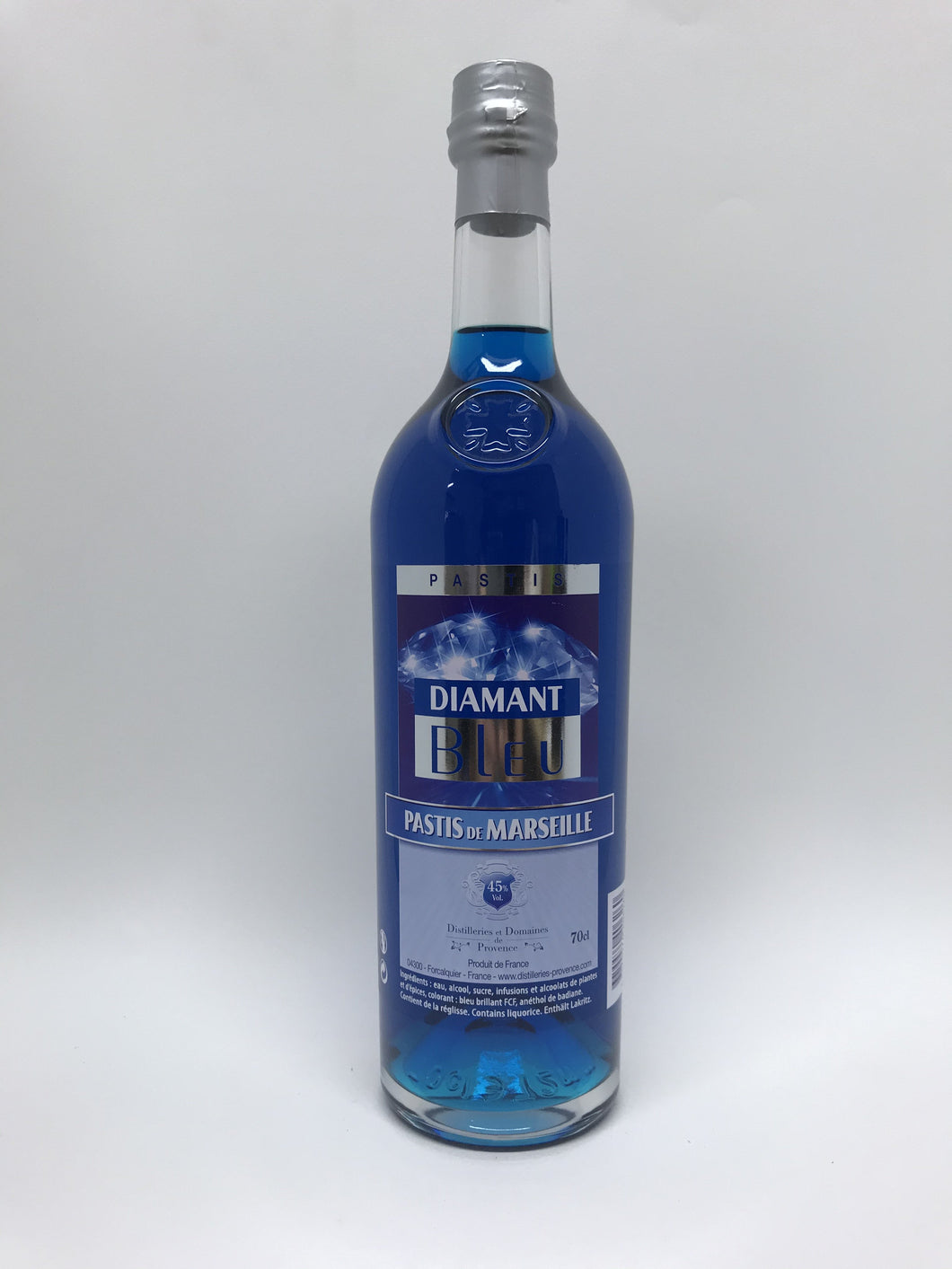Diamant Bleu - Pastis de Marseille 700ml