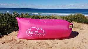 Fat Cloud - Pink FREE POSTAGE