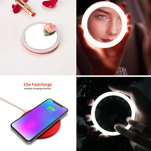 4 In 1 Compact Mirror