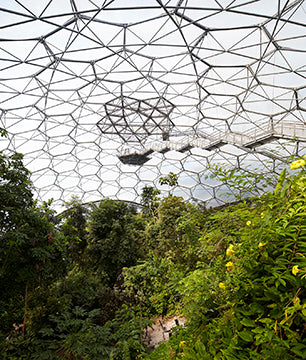 Eden Project by Grimshaw
