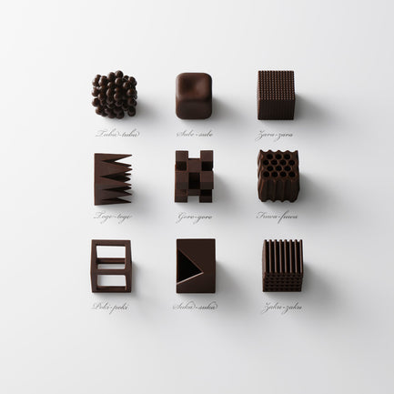 Chocolatexture by Oki Sato
