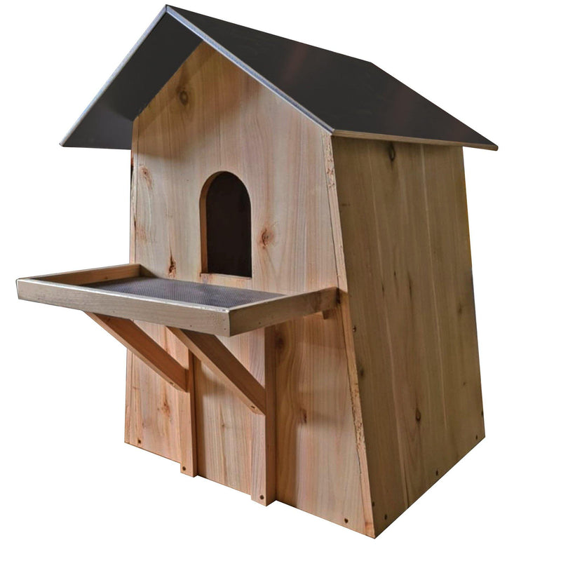 Outdoor Barn Owl Box