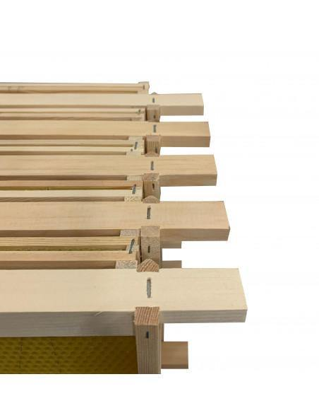 14x12 Frames & Foundation (10 pack & Assembled) - Hyde Hives 2020