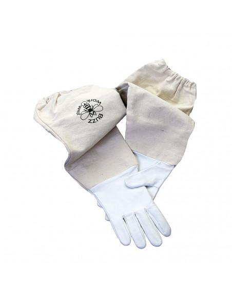 Buzz Work Wear Soft Hide Leather Gloves