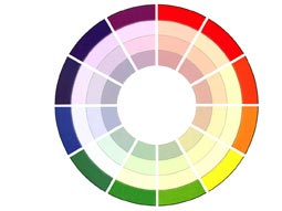 What Is Color Theory - Multicolor Scheme