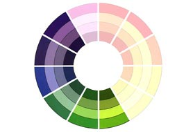 Color Meanings - Cool Mood Colors