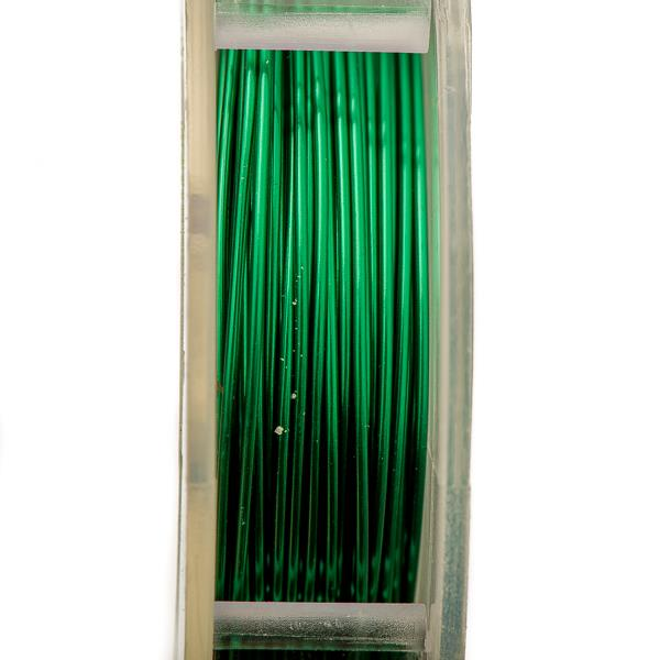 20g Artistic Wire Kelly Green 15yd