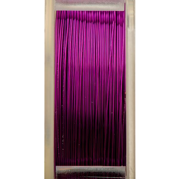 28g Artistic Wire Purple 40yd